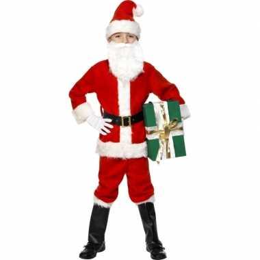 Deluxe kerstman kinder pak