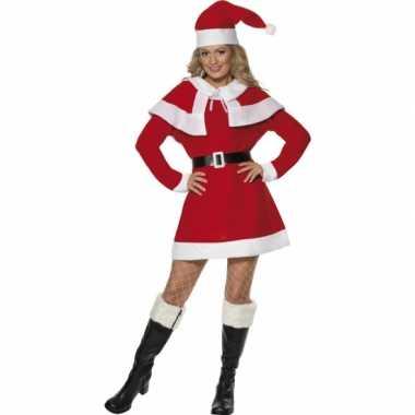 Kerstjurkje cape