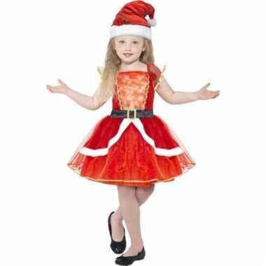 Lichtgevend kerstjurkje meisjes