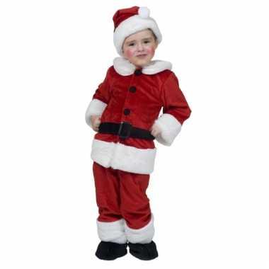 Peuter kerstman pak