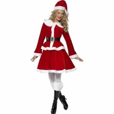 kerst vrouwen pak