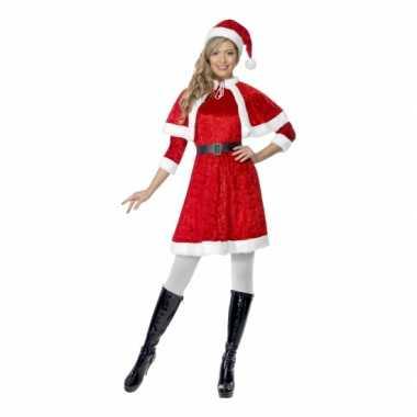 Rode kerstjurkjes dames