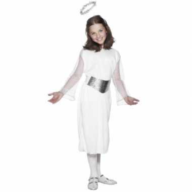 Witte engelen jurk kinderen